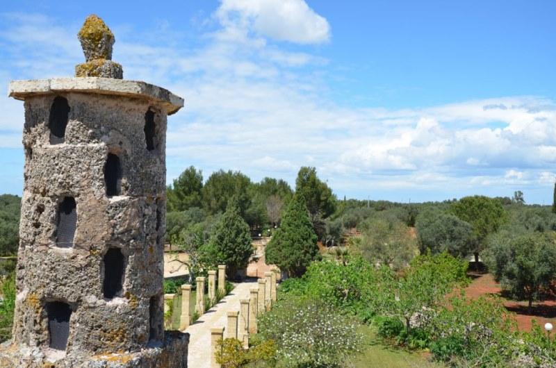 La storia di Masseria Chicco Rizzo