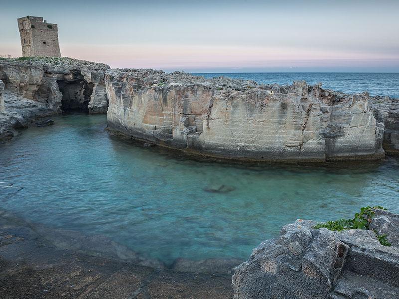 marina serra costa adriatica salentina
